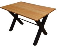 Modern Iron Dining Table