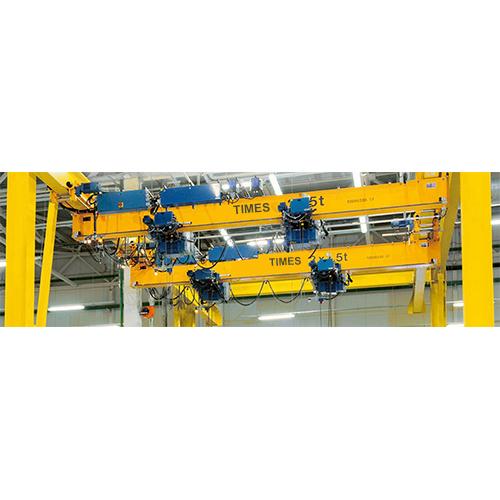 EKKE Single Girder Underslung Crane