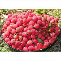 Natural Litchi Pulp