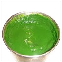Spinach Paste