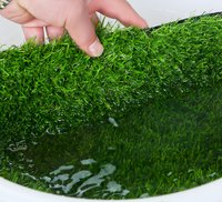 Newest design top quality landscape artificial grass wall decoration artificial lawn grass