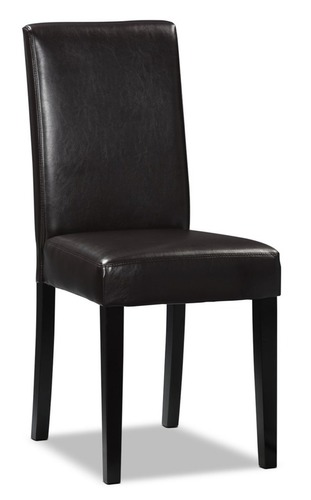 Traditional Black Regjin Chair