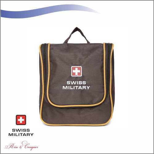 Swiss Military Multiple Pockets Including Wet Pocket + Quick Access Pocket With Carrying Handle Blue (TB4)