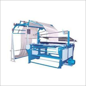 Automatic Yarn Fabric Folding Machine