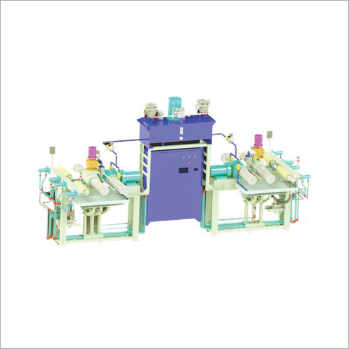 Hank Yarn Mercerising Machine