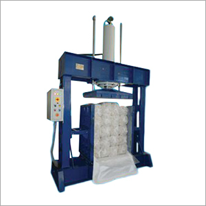 Hydraulic Yarn Baling Machine