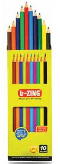 Le-zing Colour Pencil Big