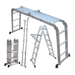 Aluminum Ladder Sections