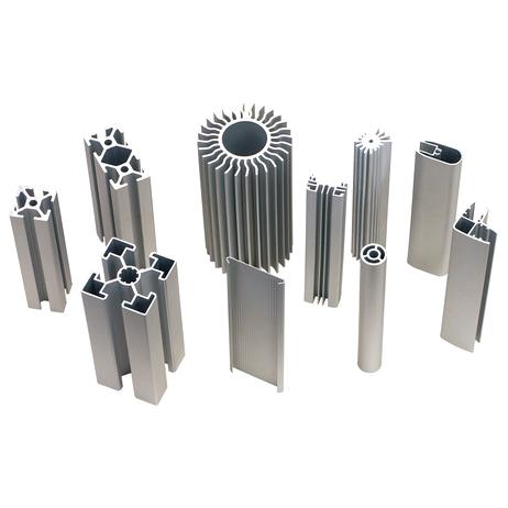 Aluminium Extrusions Profile