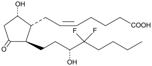 dihydro-difluoro Prostaglandin D2