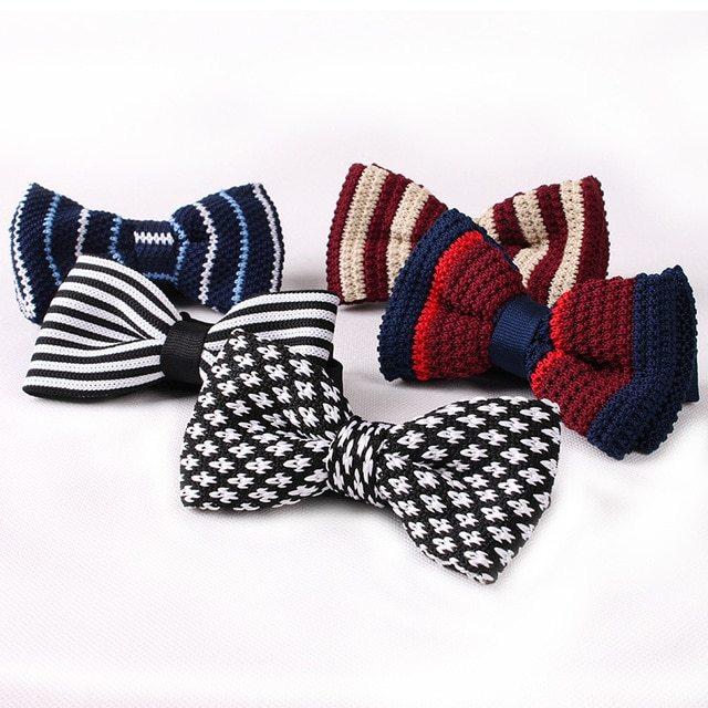 Knitted Necktie