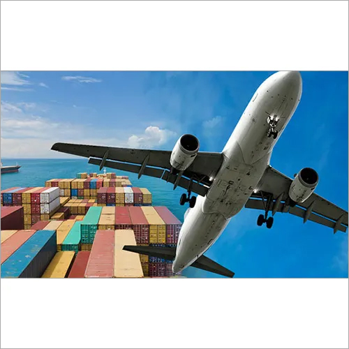 Industrial Freight Forwarding Service