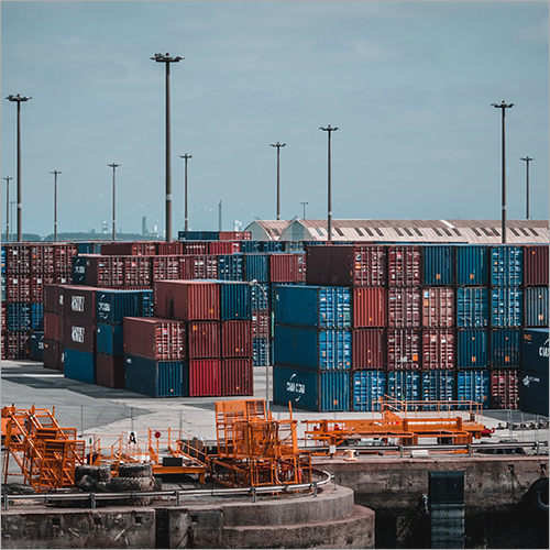 Heavy Duty Container Terminal Transportation Services