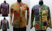 Kantha Patch Jackets