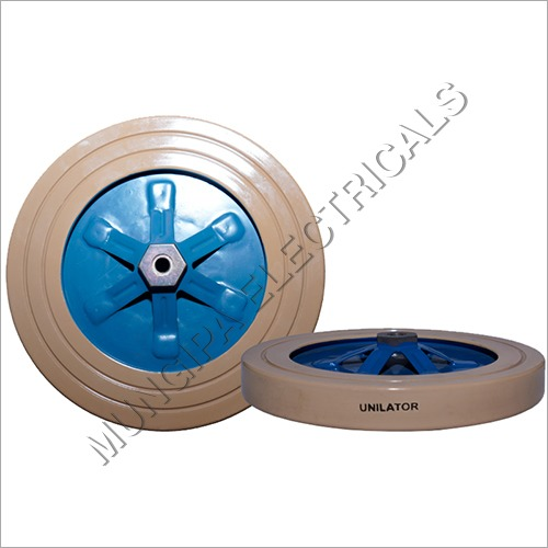 Plate Shaped High Frequency Vacuum Capacitor