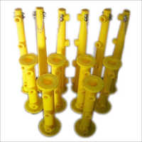 Polyurethane Spray Pipes