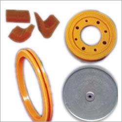 Polyurethane Loads Wheel