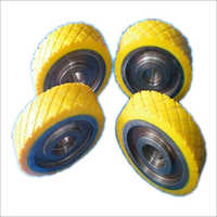 Polyurethane High Load Bearing Wheels