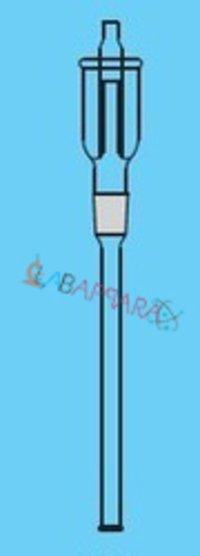 Mercury Seal Glands and Guide (Borosilicate Glass )
