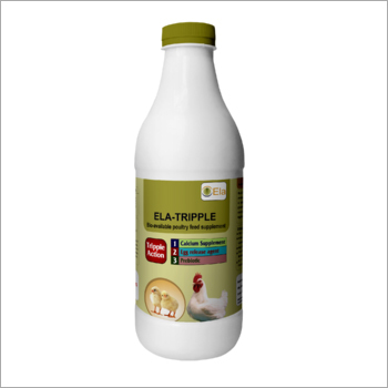 Ela Tripple Poultry Feed Supplement