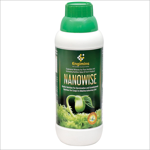 Nanowise Plant Nutrition For Oil Farm