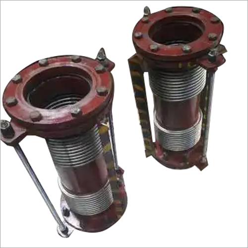 SS UNIVERSAL DOUBLE AXIAL BELLOW