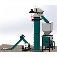 3 Ton\hr-5Ton\hr Standard Feed mill Plant