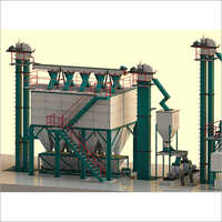 Feed mill Plant with Auto Batching