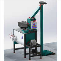 1 Tons\hr-3 Tons\hr Smart Feed mill Plant