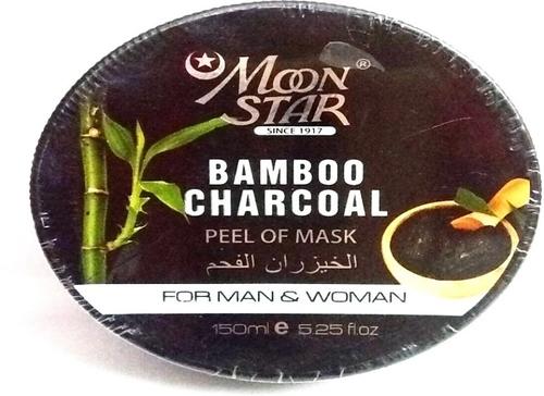 Moonstar Bamboo Charcoal Peal Off Mask