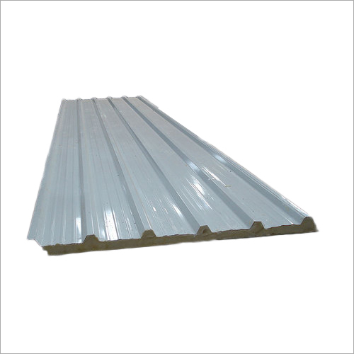White Corrugated Roofing Sheet