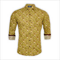 Mens Fancy Printed Shirt