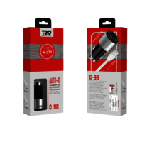 RD C-98 4.2A CAR CHARGER