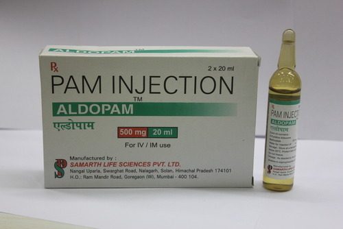 Pralidoxime Iodide Injection