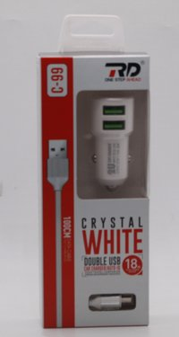 RD C-99 3.6A CAR CHARGER
