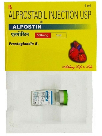Alprostadil Injection