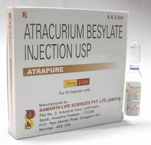 Atracurium Besylate Injection