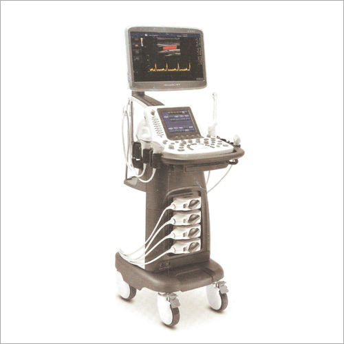 Konica CD30 Front Ultrasound Machine