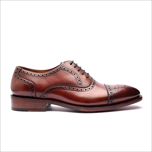 Mens Formal Brogue Shoe