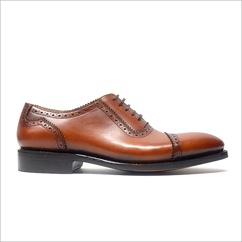 Mens Formal Brogue Adelaide Shoe