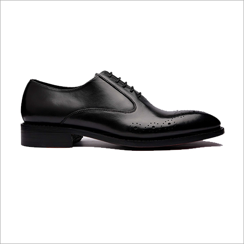 Swan Neck Oxford Shoe