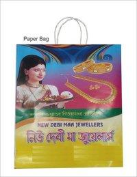 Paper bag (Opset Print)