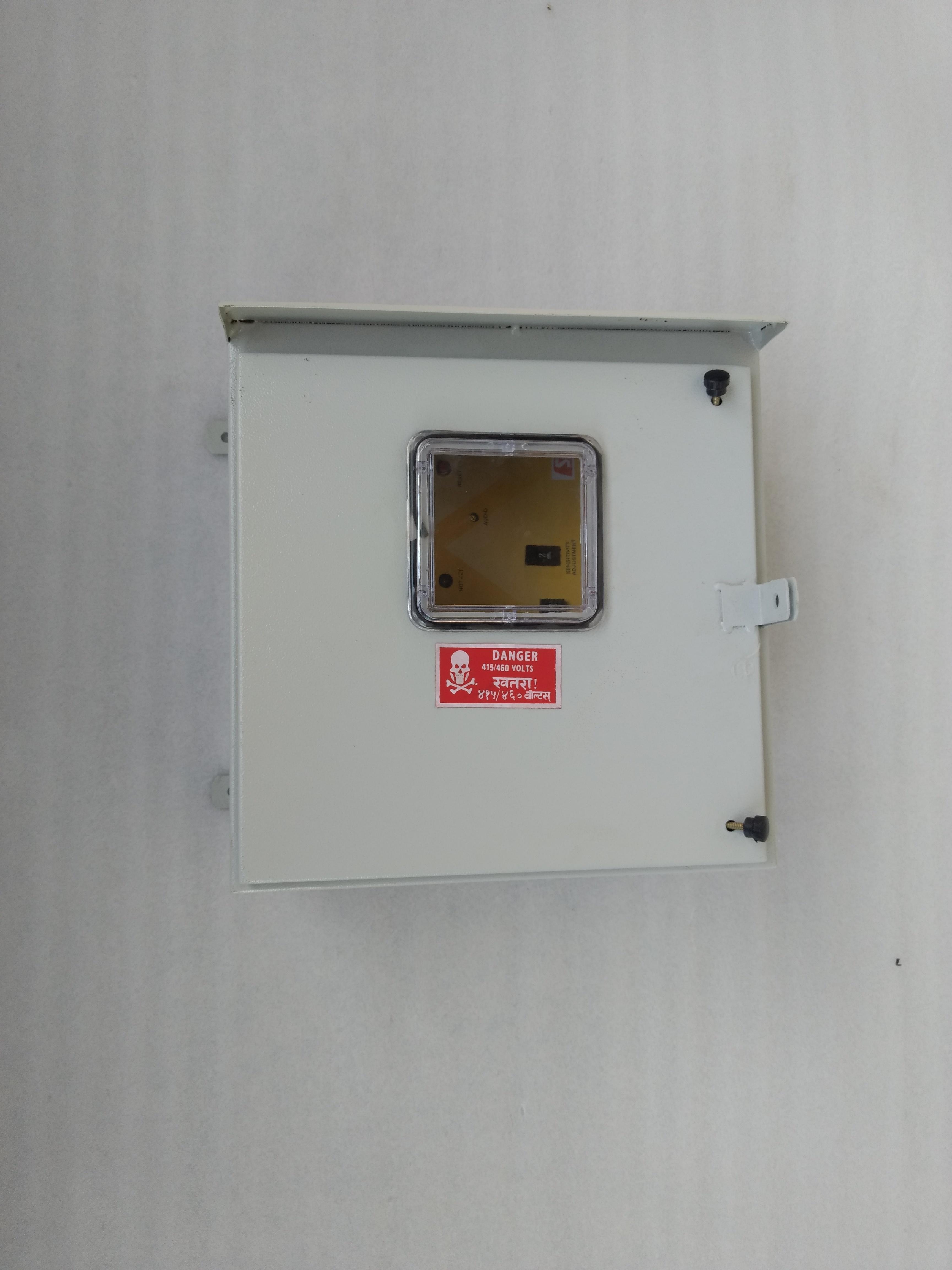 Aggregate Crusher Conveyor Metal Detector