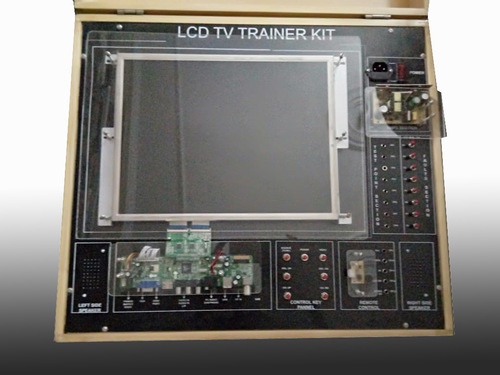 LCD TV Trainer