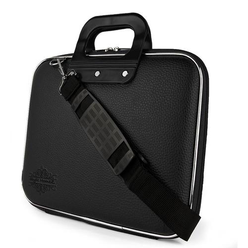 Hard Shell Briefcase Black Laptop Bag