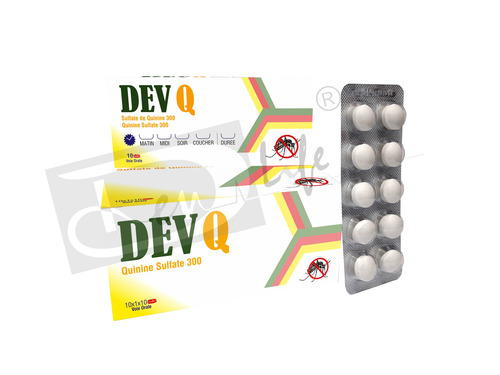 Quinine Sulphate Tablet 300 mg