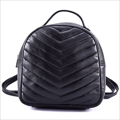 Ladies Gaot Nappa Backpack