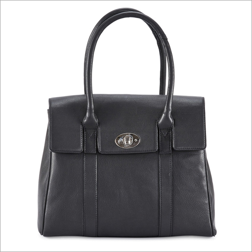 Ladies Black Hand Bag