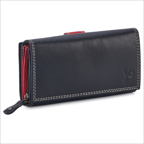 Ladies Hand Calf Antik Wallet
