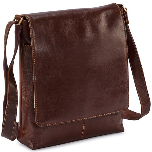 Mens Side Brown  Bag